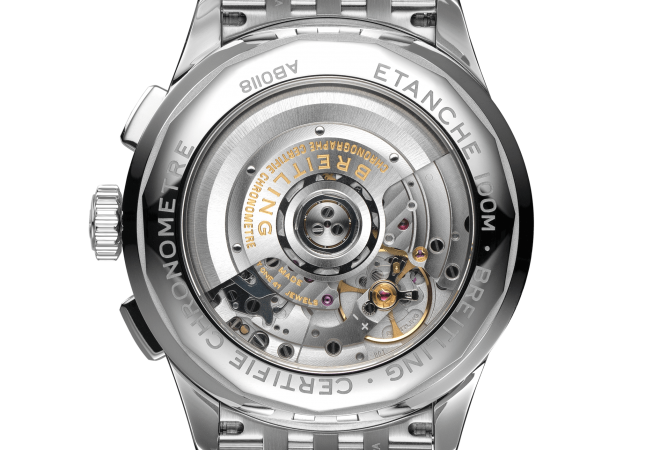 B01 Chronograph 42 Premier Breitling